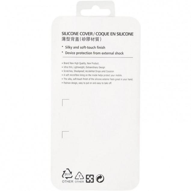 Original 99% Soft Matte Case for Samsung G975 (S10 Plus) Violet