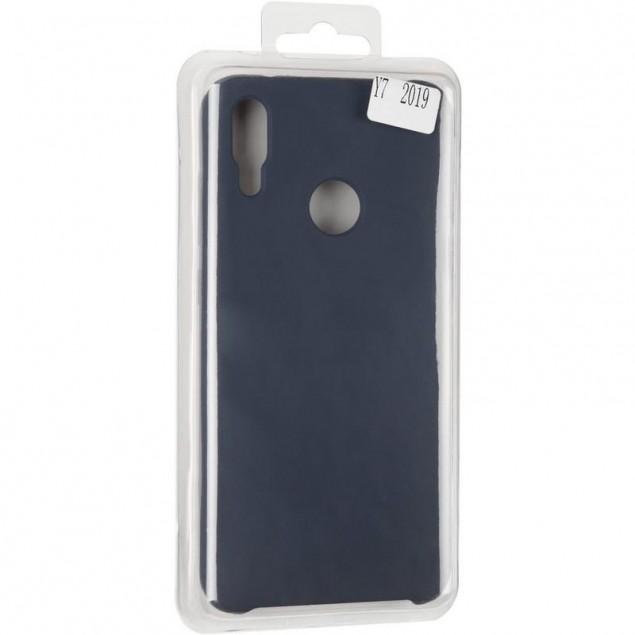 Original 99% Soft Matte Case for Huawei Y7 (2019) Dark Blue
