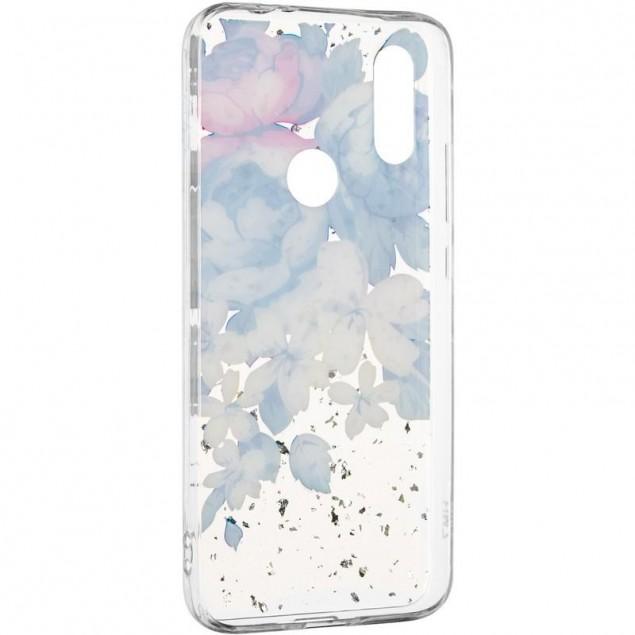 Deep Shine Flowers Case (New) for Xiaomi Redmi 7 Peony