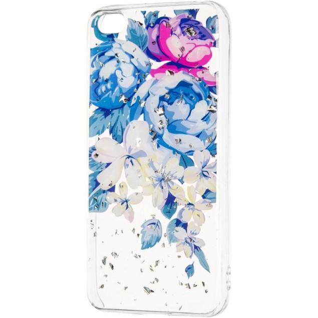 Deep Shine Flowers Case (New) for Xiaomi Redmi Go Peony
