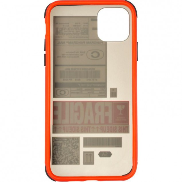 Mate Crazy Case for iPhone 11 Red