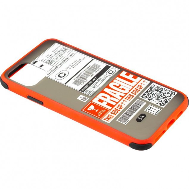 Mate Crazy Case for iPhone 11 Pro Red