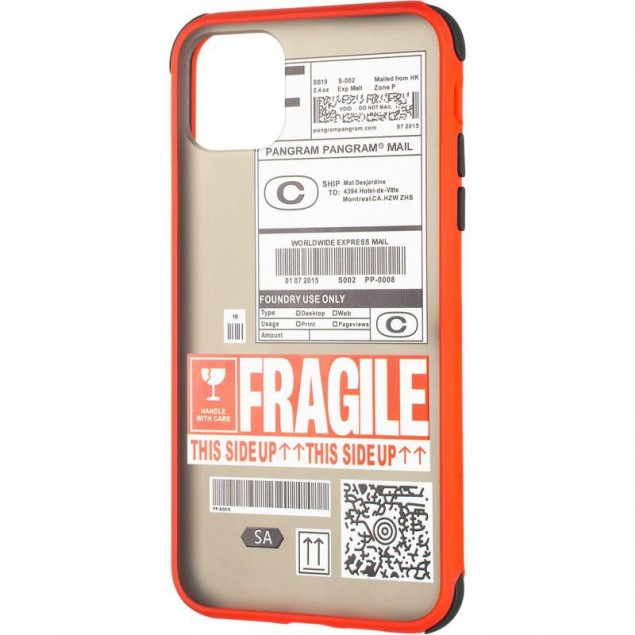 Mate Crazy Case for iPhone 11 Pro Max Red