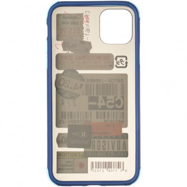 Mate Crazy Case for iPhone 11 Blue
