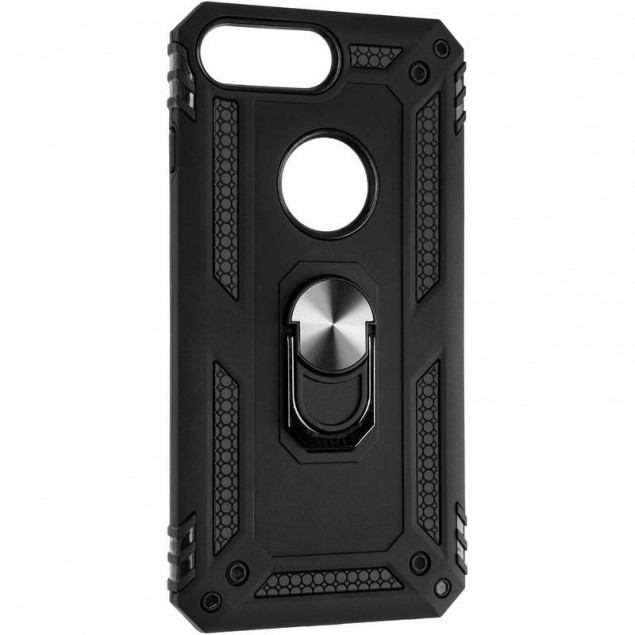 HONOR Hard Defence Series New for iPhone 8 Plus Black