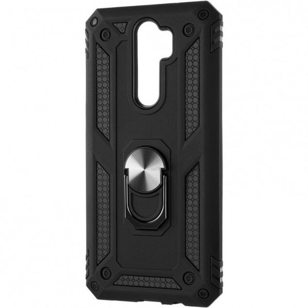 HONOR Hard Defence Series New for Xiaomi Redmi Note 8 Pro Black