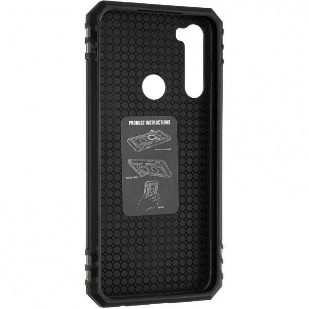 HONOR Hard Defence Series New for Xiaomi Redmi Note 8t Black