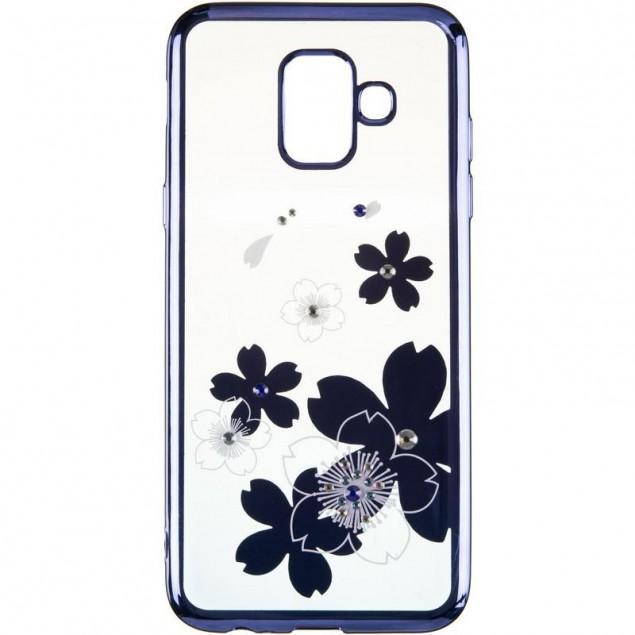 Beckberg Breathe seria (New) for Samsung M105 (M10) Flowers