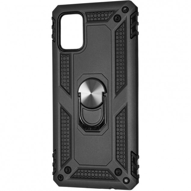 HONOR Hard Defence Series New for Samsung A515 (A51) Black