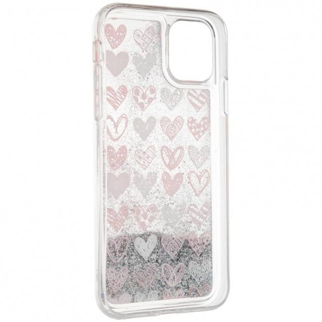 Aqua Case for iPhone 7 Plus/8 Plus Hearts