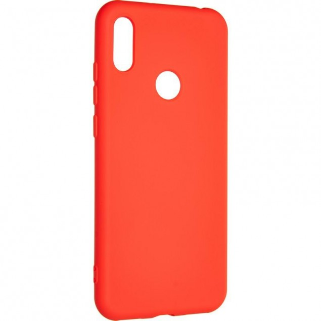 Full Soft Case for Huawei Y6s (2019)/Y6 Prime (2019)/Honor 8a Red