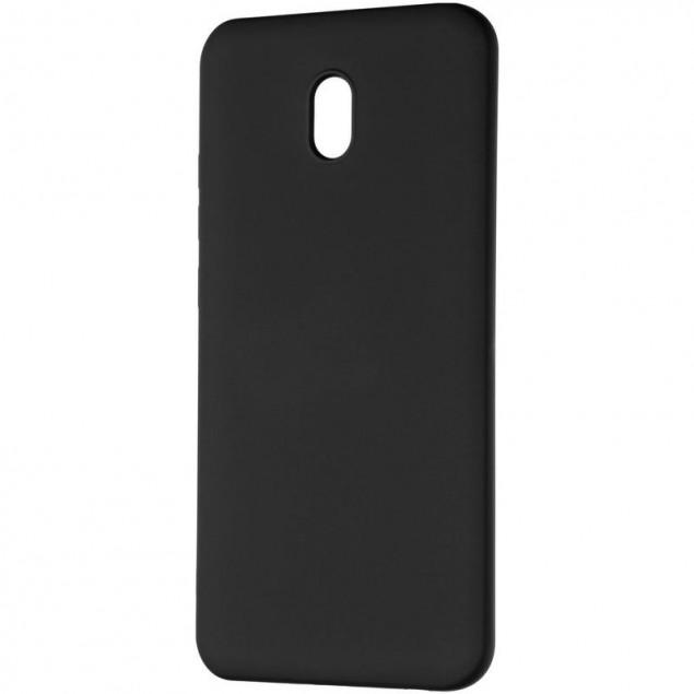 Full Soft Case for Xiaomi Redmi 8a Black