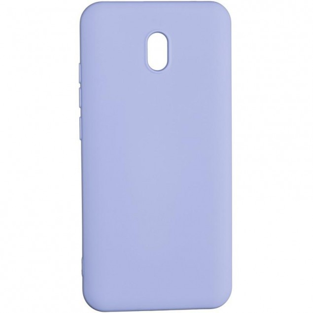 Full Soft Case for Xiaomi Redmi 8a Violet