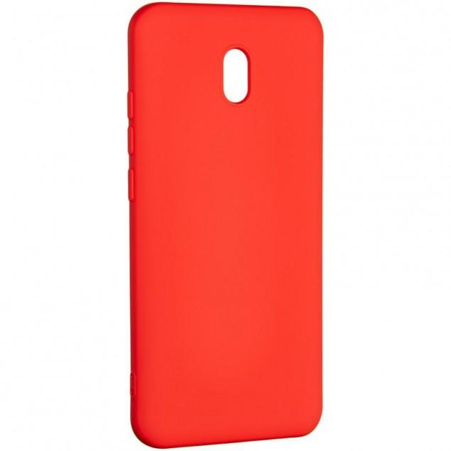 Full Soft Case for Xiaomi Redmi 8a Red