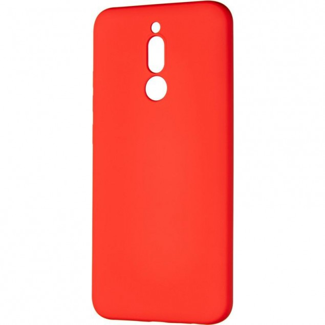 Full Soft Case for Xiaomi Redmi 8 Red