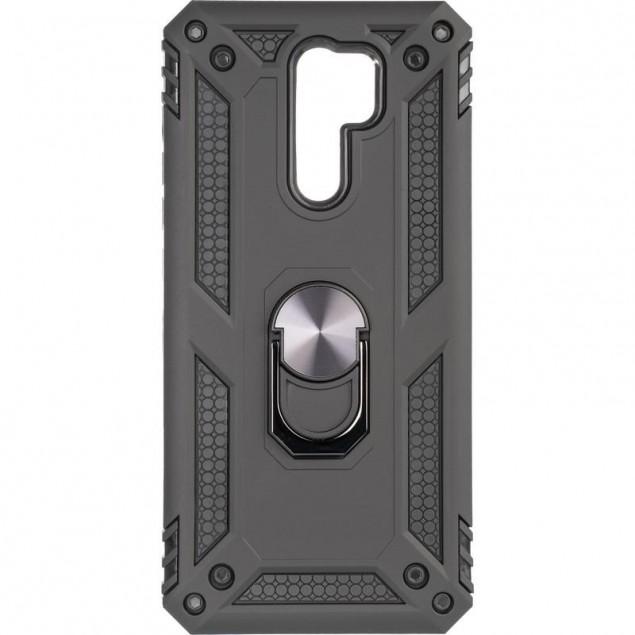 HONOR Hard Defence Series New for Xiaomi Redmi 9 Black