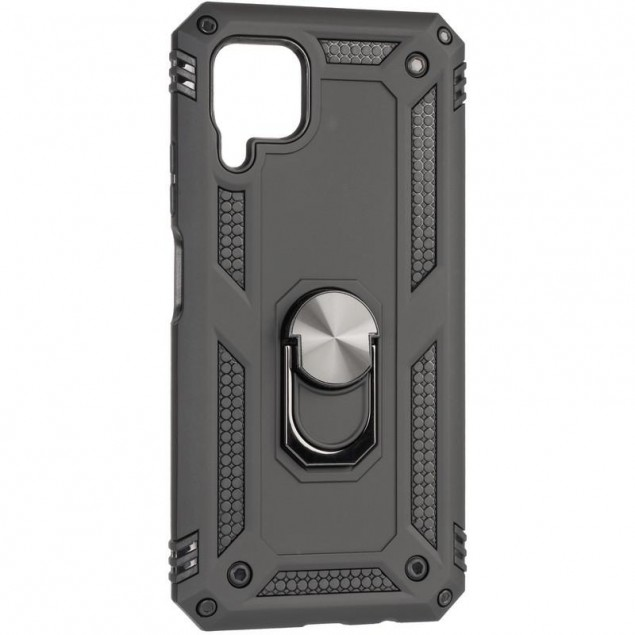 HONOR Hard Defence Series New for Huawei P40 Lite Black