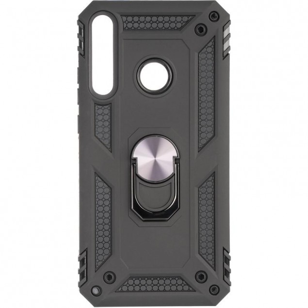 HONOR Hard Defence Series New for Huawei P40 Lite E Black