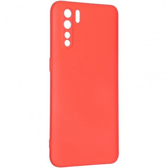 Full Soft Case for Oppo A91 Red