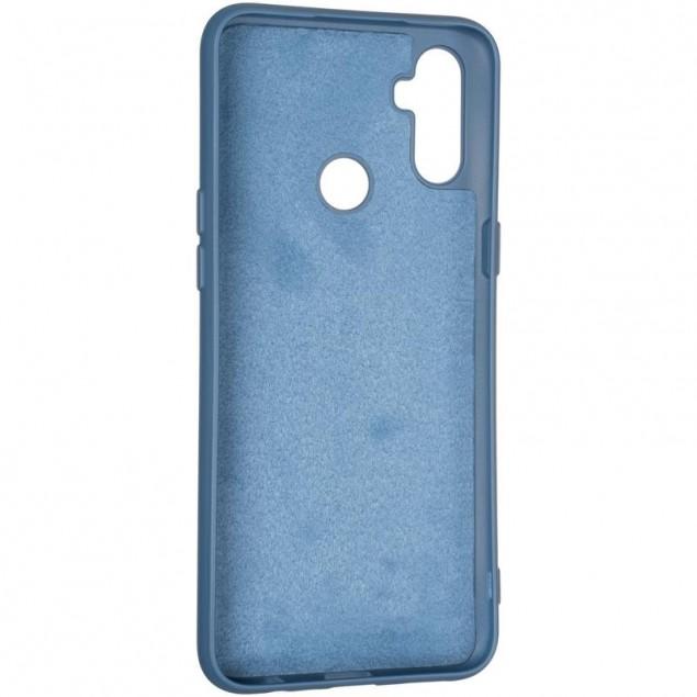 Full Soft Case for Realmе C3 Blue