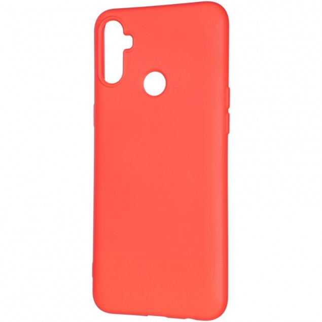 Full Soft Case for Realmе C3 Red