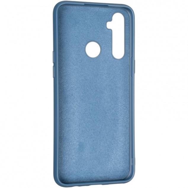 Full Soft Case for Realmе 5 Blue