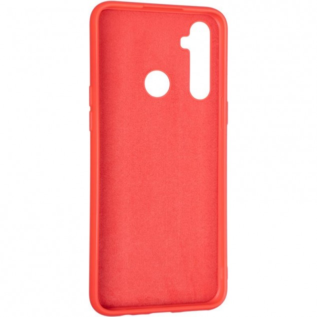 Full Soft Case for Realmе 5 Red