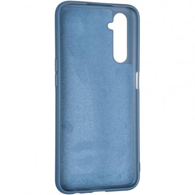 Full Soft Case for Realmе 6 Blue