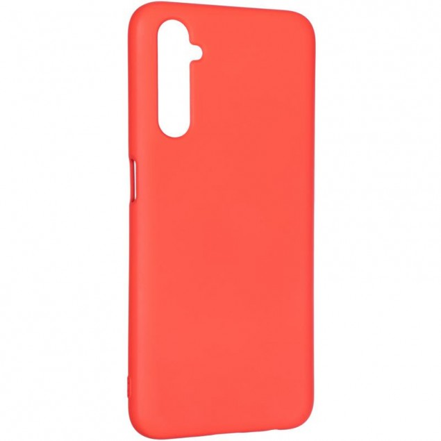 Full Soft Case for Realmе 6 Red
