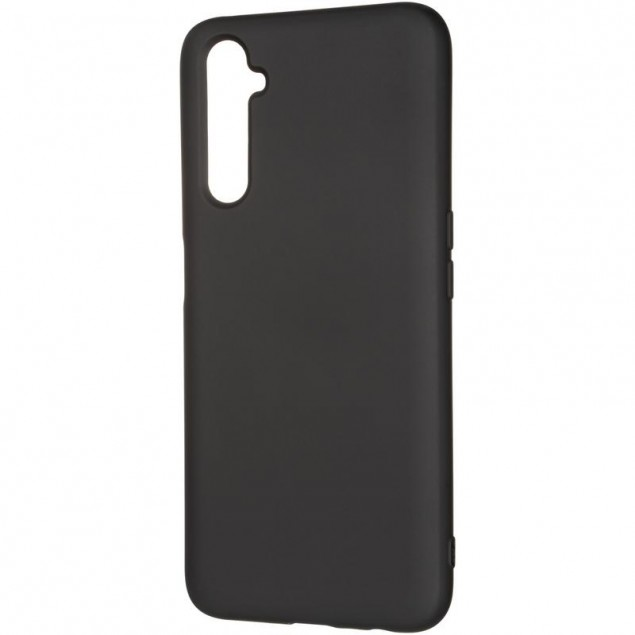 Full Soft Case for Realmе 6 Pro Black