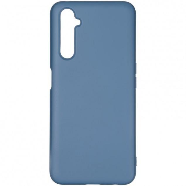 Full Soft Case for Realmе 6 Pro Blue