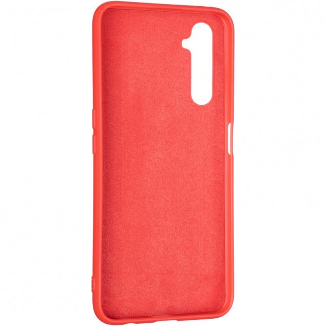 Full Soft Case for Realmе 6 Pro Red