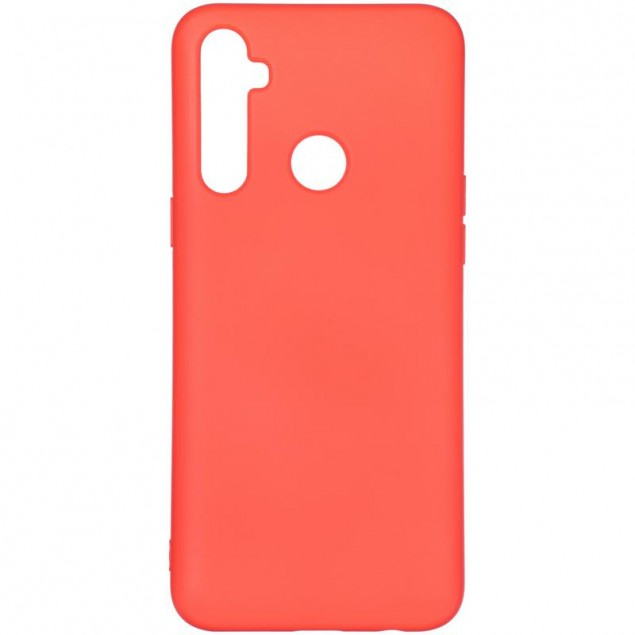 Full Soft Case for Realmе 6i Red