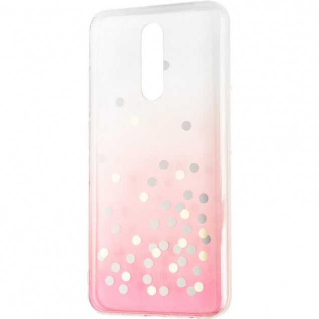 Crystal Shine Case for Xiaomi Redmi 8 Pink