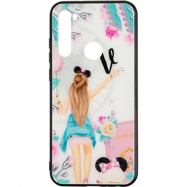 Girls Case for iPhone X/XS №6