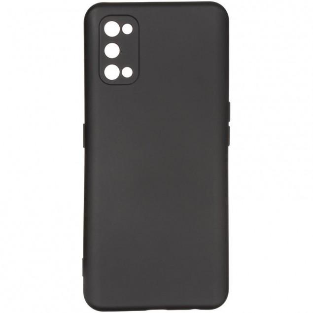 Full Soft Case for Realme 7 Pro Black