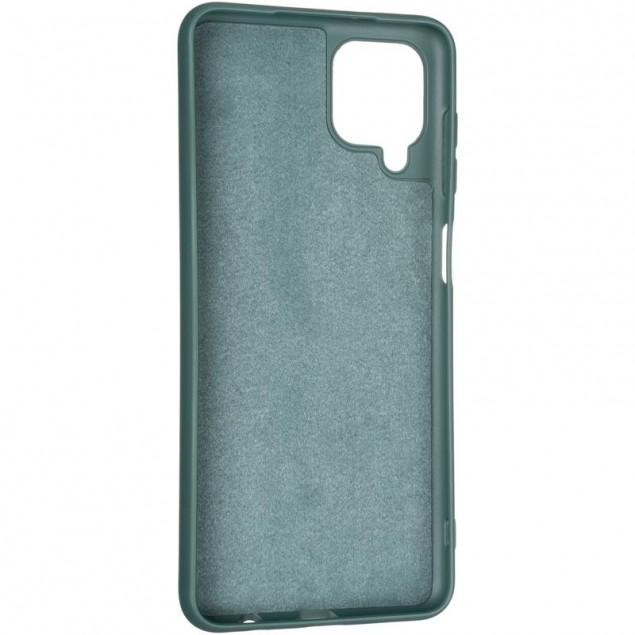 Full Soft Case for Samsung A125 (A12) Dark Green