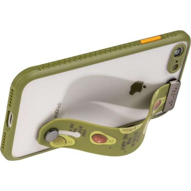 Altra Belt Case for iPhone X/XS Avocado