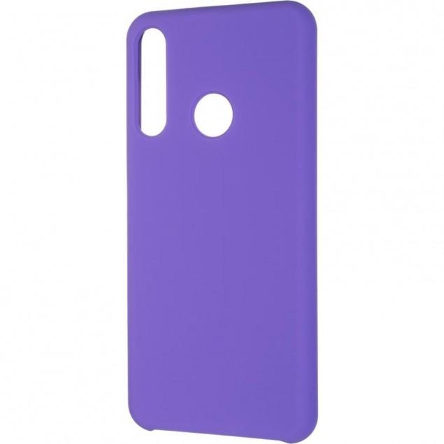 Original 99% Soft Matte Case for Huawei Y6P Violet