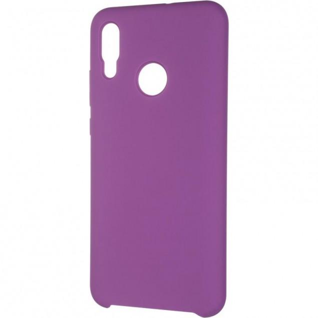 Original 99% Soft Matte Case for Huawei P Smart (2019) Violet