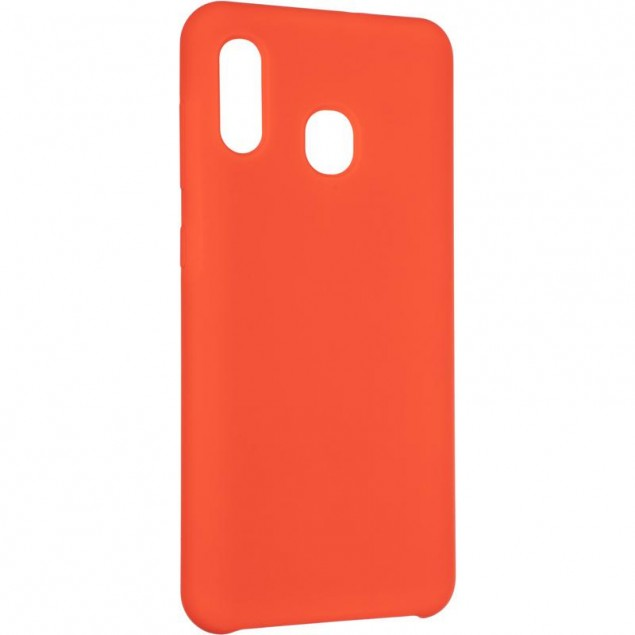 Original 99% Soft Matte Case for Samsung A305 (A30) Red