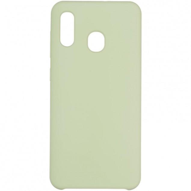 Original 99% Soft Matte Case for Samsung A305 (A30) Light Green