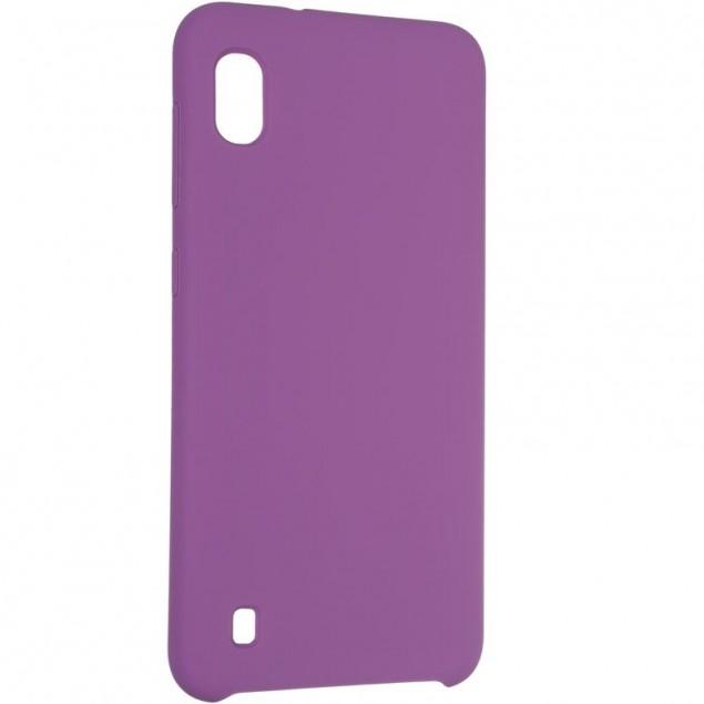 Original 99% Soft Matte Case for Samsung A105 (A10) Violet
