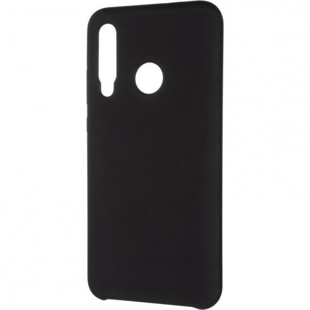 Original 99% Soft Matte Case for Huawei Honor 10i Black