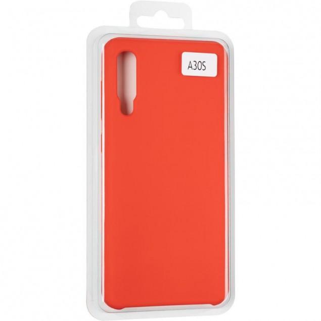 Original 99% Soft Matte Case for Samsung A307 (A30s) Red