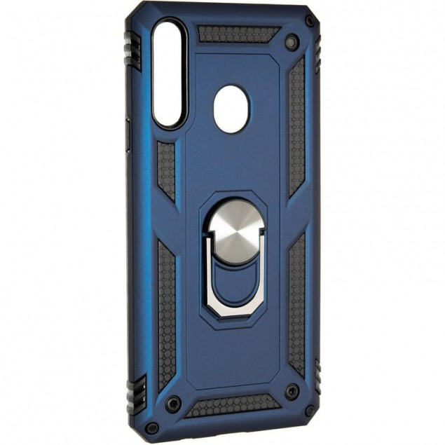 HONOR Hard Defence Series New for Samsung A207 (A20s) Blue