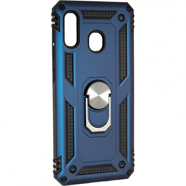HONOR Hard Defence Series New for Samsung A305 (A30) Blue