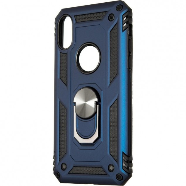 HONOR Hard Defence Series New for iPhone X/XS Blue