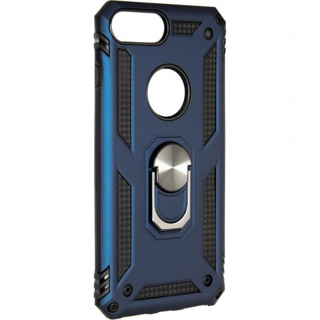 HONOR Hard Defence Series New for iPhone 8 Plus Blue