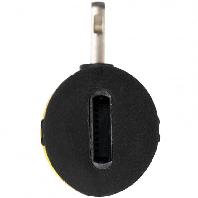 Adapter Optima A5 Lightning -> 2 Lightning in Aluminium